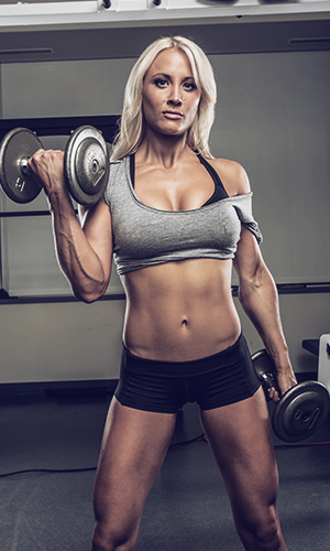 Grip Strength - Danielle Beausoleil