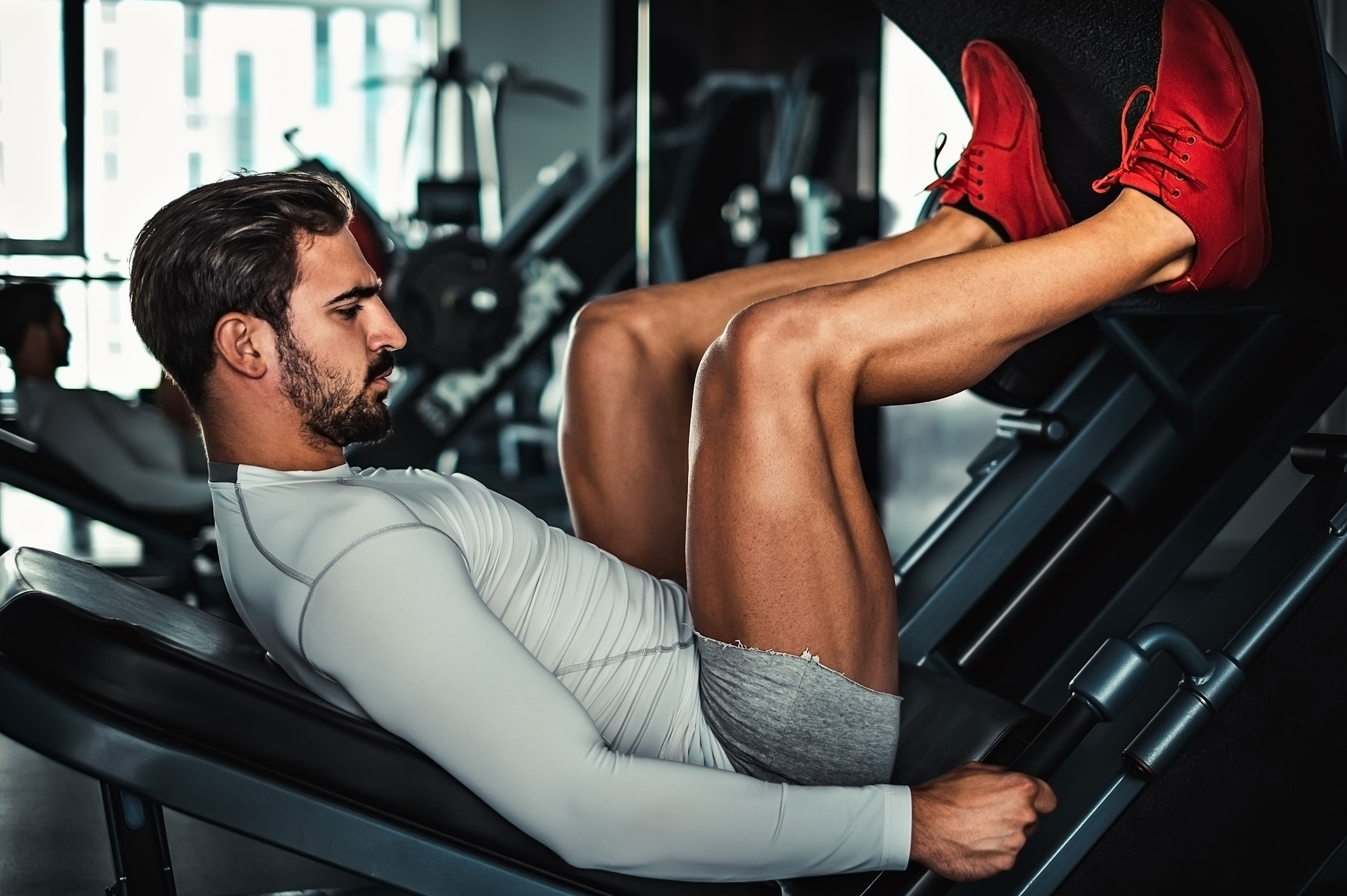 The Dumb Mistake You May Be Making on the Leg Press